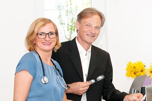 Dr. F. Kieslich-Frühn und K. John-Enzenauer